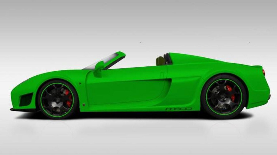 Noble M600 Roadster still under consideration
