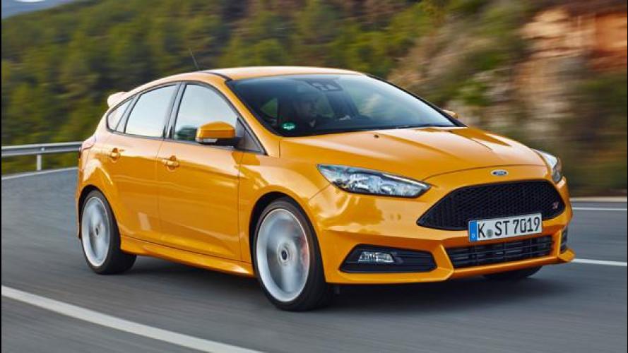Ford Focus ST, una sportiva che sa anche viaggiare