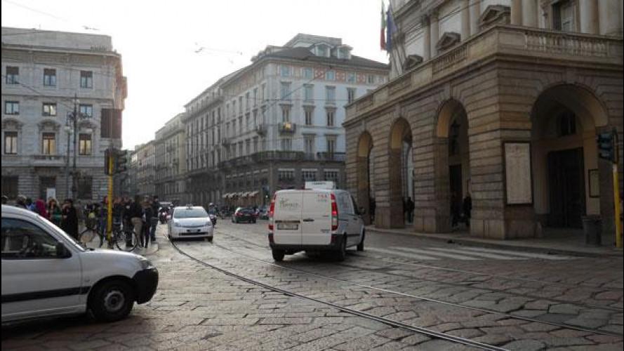 Blocco del traffico a Milano domenica 7 aprile: le info utili