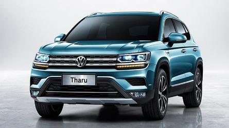 Volkswagen Tarek (anti-Compass) aparece em primeiras fotos oficiais