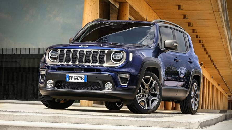 Jeep Renegade Limited >> 2019 Jeep Renegade Detailed In Full, Including Trailhawk Trim