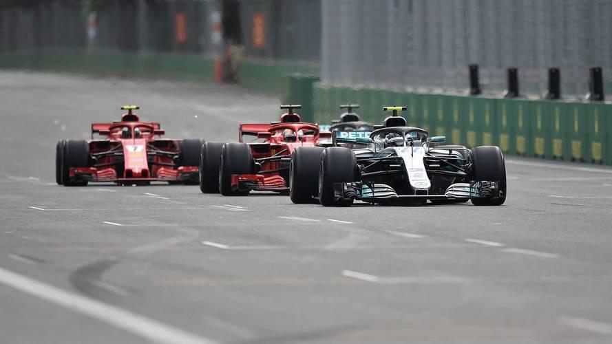 Formula 1: a Baku beffa Ferrari, Hamilton 1° e scontento