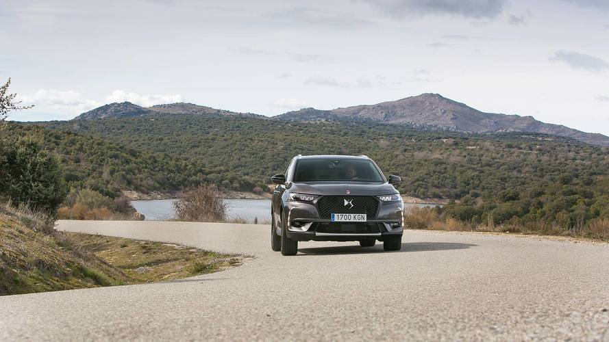 DS 7 CROSSBACK Performance Line BlueHDi 180 Aut.