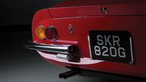 1969 Ferrari Dino 206 GT by Scaglietti