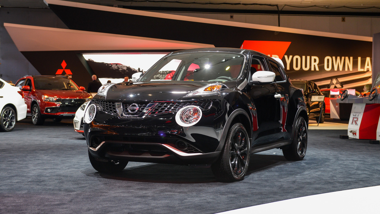 2017 nissan juke black pearl is a limited run compact crossover. Black Bedroom Furniture Sets. Home Design Ideas
