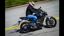Yamaha MT-07 supera CB 650 e CB 500 e lidera vendas de nakeds em maio