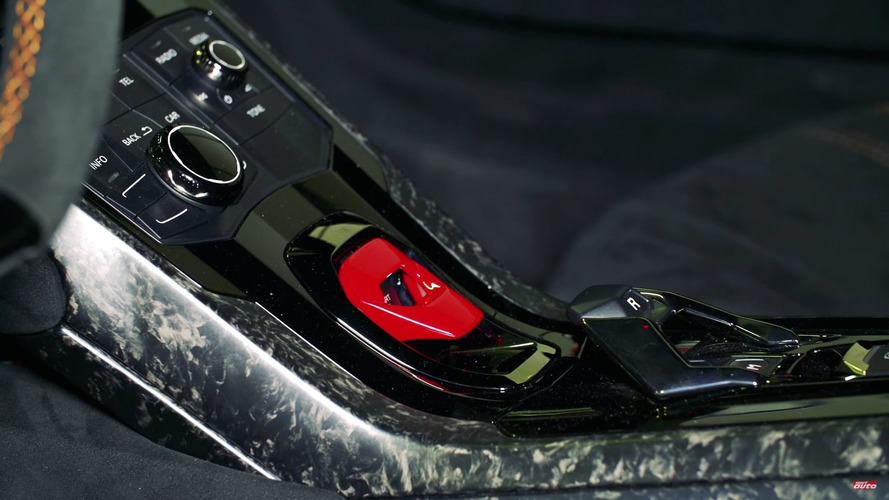 Lamborghini Teases Forged Composites Diet For Huracan