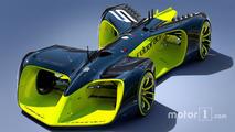 Michelin annonce son partenariat avec Roborace