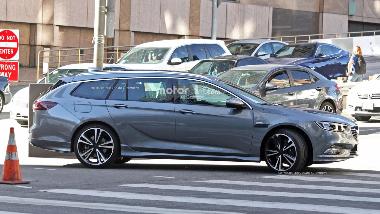 2017 opel insignia buick regal sedan wagon fully revealed in spy photos. Black Bedroom Furniture Sets. Home Design Ideas