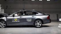 Crash-test Volvo V90/S90