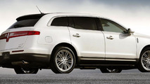 2013 Lincoln MKT Town Car gets 2.0-liter EcoBoost engine, only for fleets