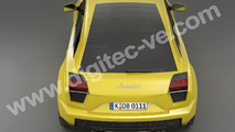 Lamborghini crossover rendering - 23.11.2011