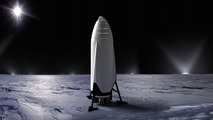 SpaceX Interplanetary Travel Video
