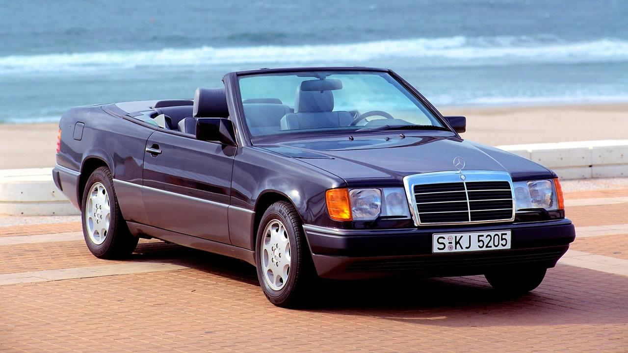 Mercedes 124 E Class Cabriolet