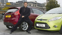 Ford Fiesta Does Tango at UK Launch