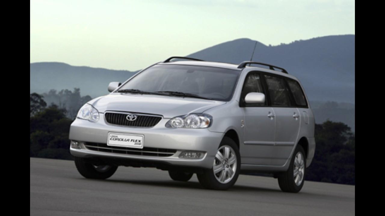 Toyota lança Corolla Flex