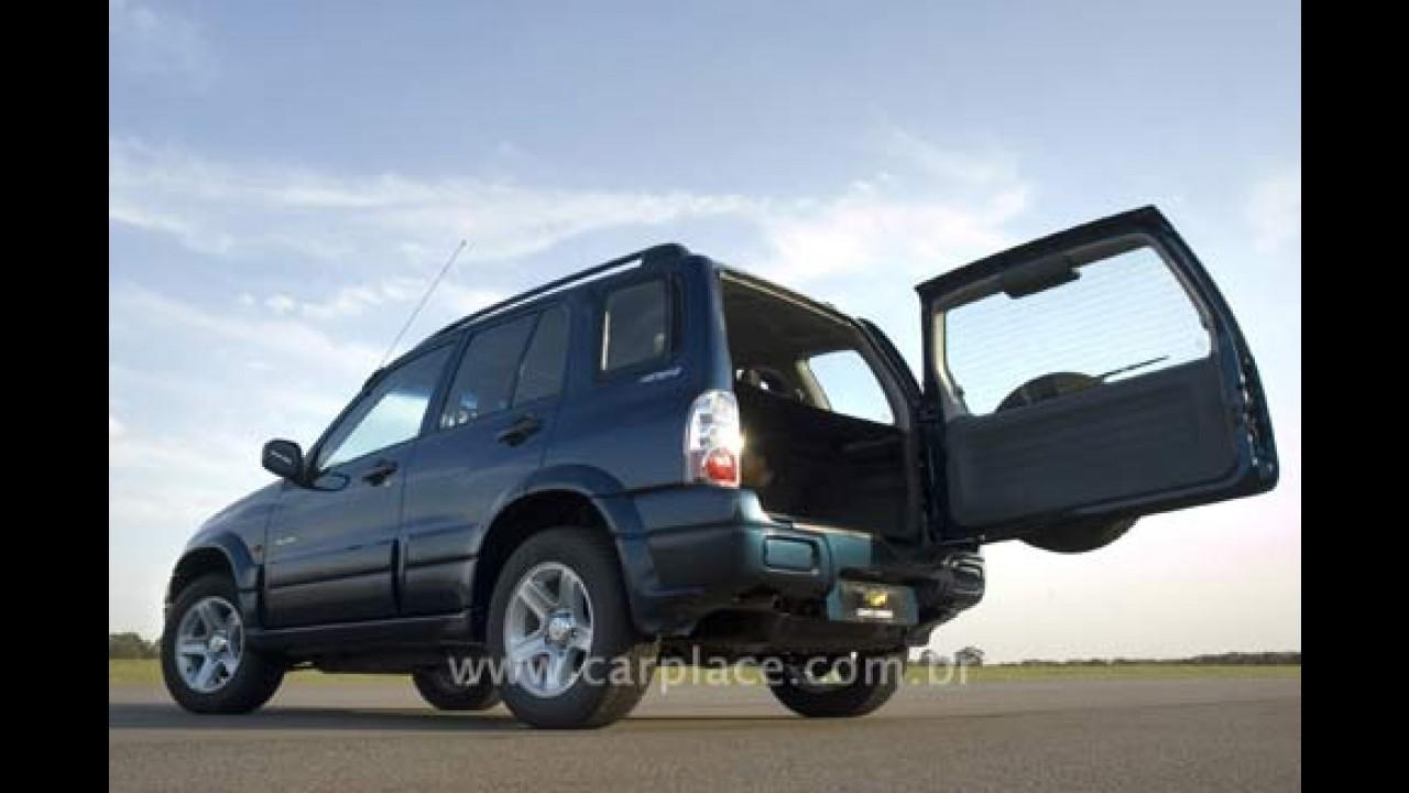 Chevrolet Tracker bate recorde de vendas em novembro de 2007
