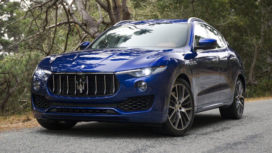 First Drive: 2017 Maserati Levante