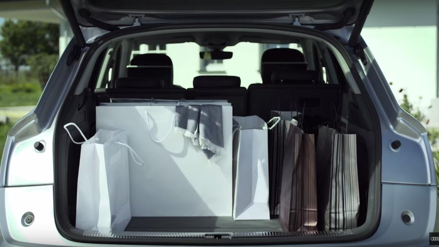 Mondial de Paris - Le teasing de l'Audi Q5 continue !