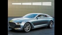 Hyundai'nin çarpıcı konsepti Vision G
