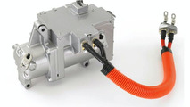 ECVT for Hybrids - Electric AC Compressor