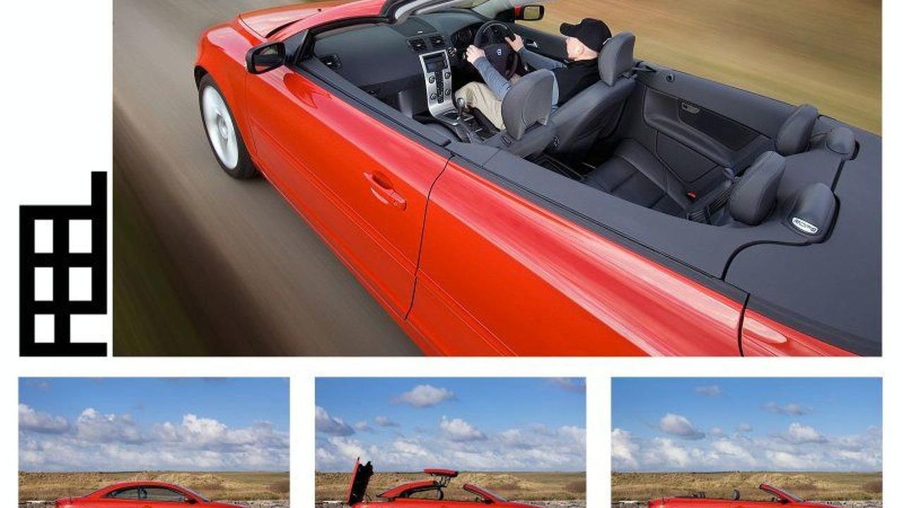 New Volvo C70 Feel TV campaign