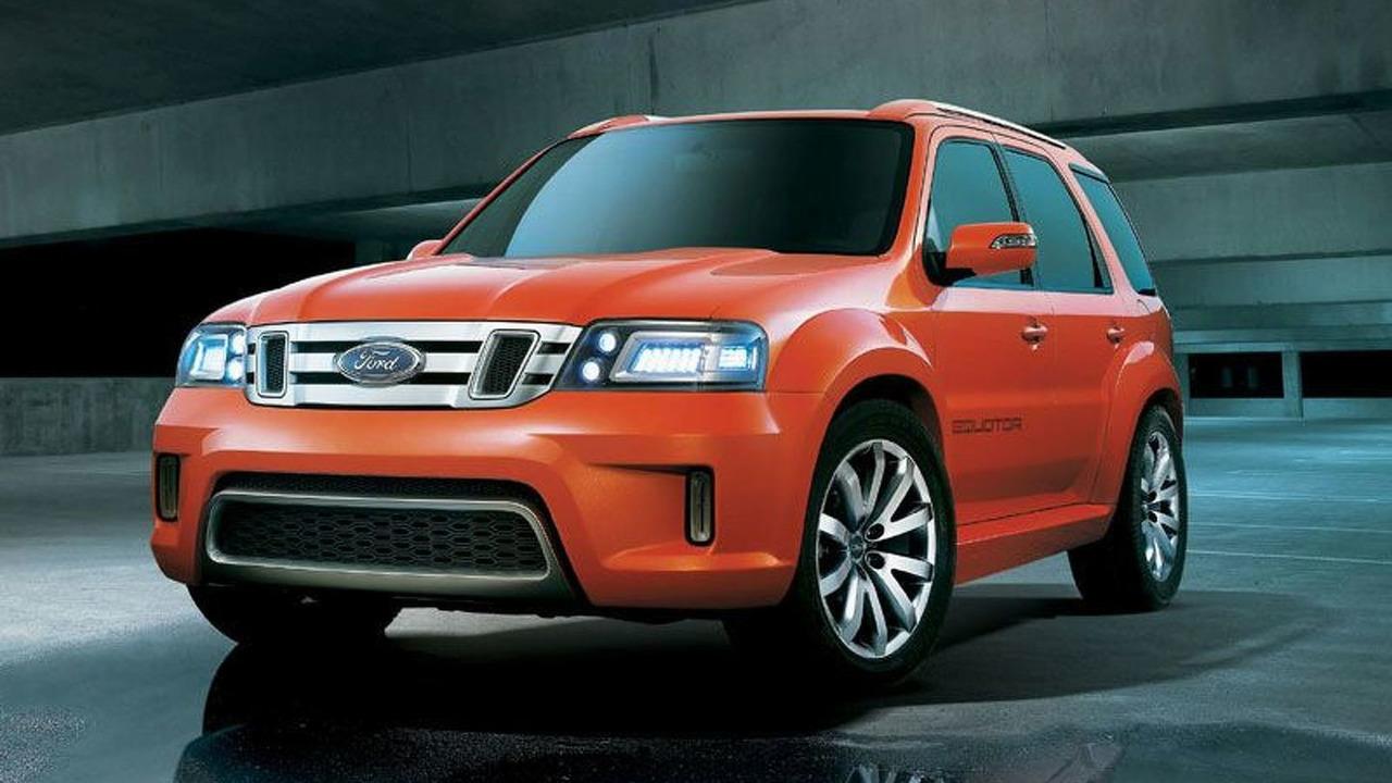Ford | Все про кроссоверы и внедорожники