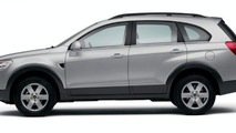 New Chevrolet Captiva Debuts at Geneva