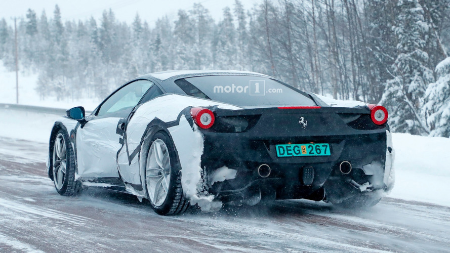 Track-Focused Ferrari 488 GTO Due 2018 With 700 HP?