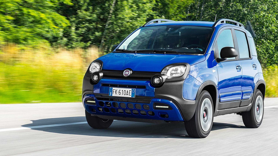 Fiat Panda City Cross Is A £12,995 Crossover