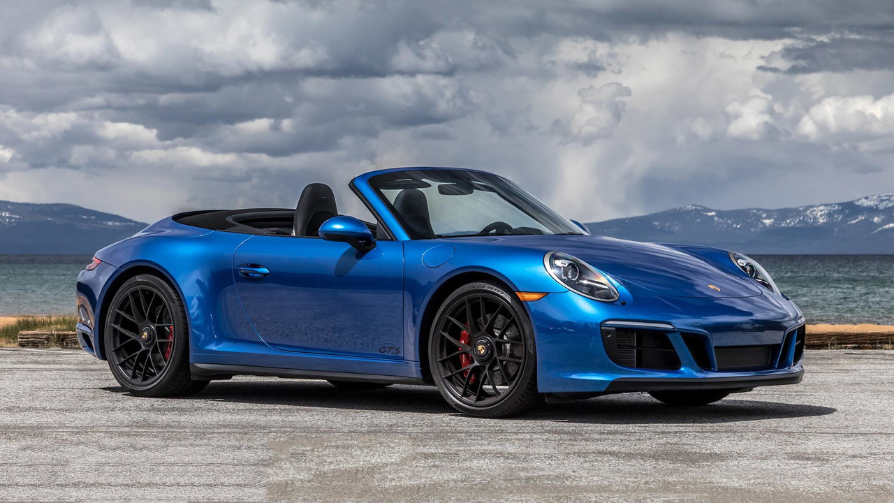2018 porsche 911 carrera gts first drive better in all the right ways. Black Bedroom Furniture Sets. Home Design Ideas