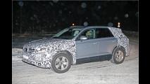 Erwischt: VW Touareg