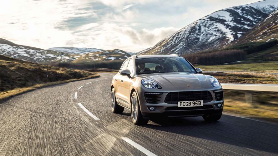 2017 Porsche Macan Review