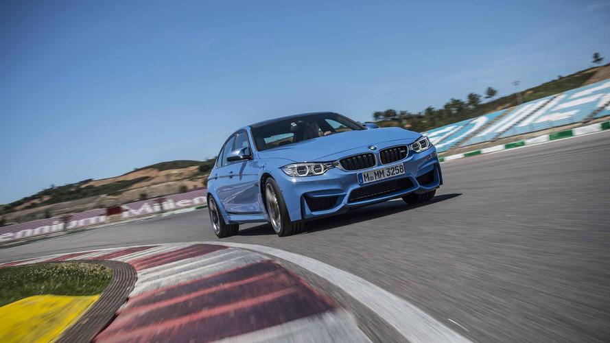 BMW M3 et M4 - Petit ajustement technique