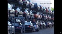 BMW Recyling Process