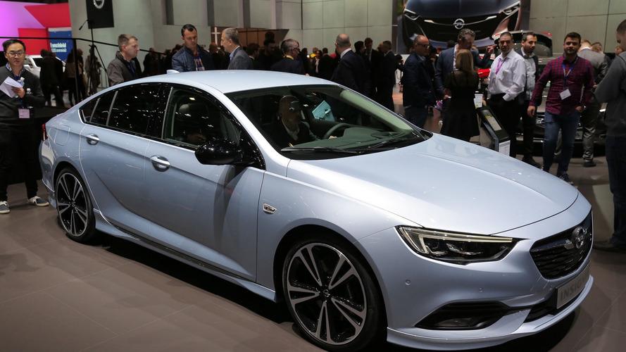 Már a 100 ezret is átlépte az új Opel Insignia megrendelések száma
