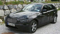 BMW X1 Prototype