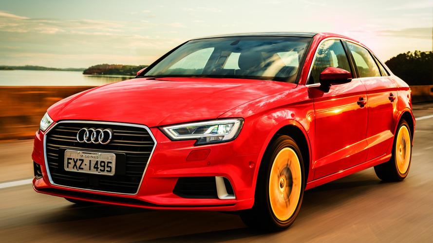 Renovado, Audi A3 Sedan Ambition 2017 ganha painel digital e estreia por R$ 156.190