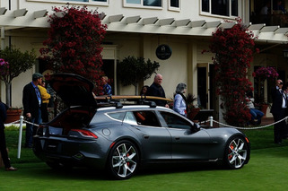 Top 10 Impressive Concept Cars from Monterey Car Week