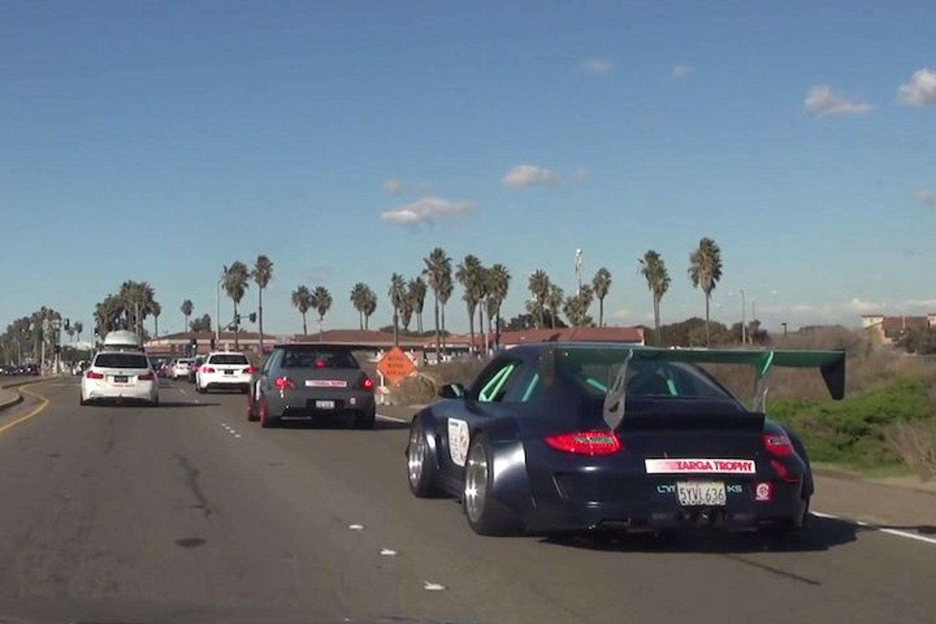 Watch as We Take on the 2014 Targa Trophy Holiday Cruise