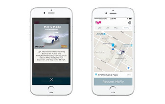 Lyft Riders in NYC Can Go