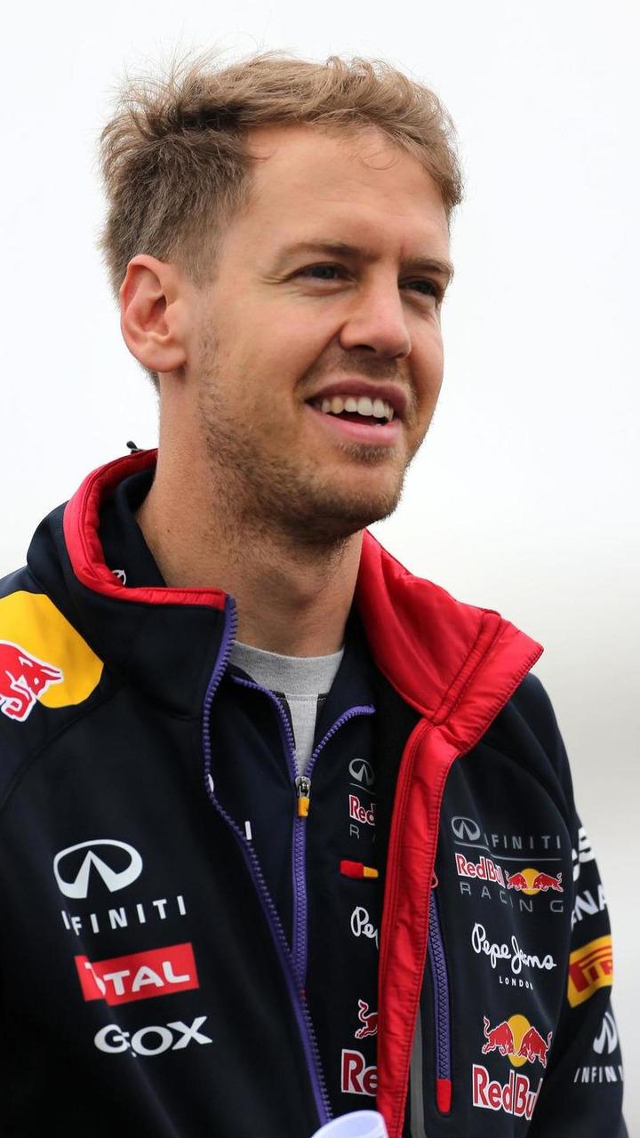 Sebastian Vettel (GER), 18.04.2014, Chinese Grand Prix, Shanghai / XPB