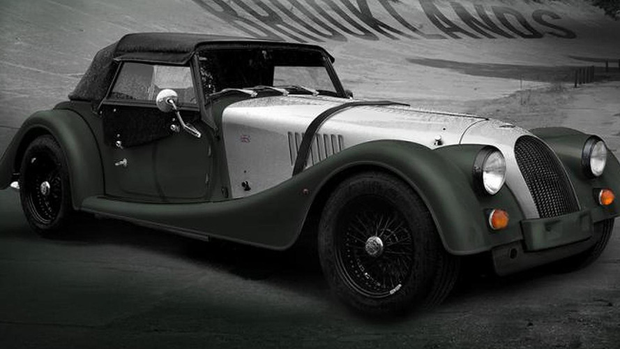 Morgan Roadster and 3 Wheeler Brooklands Edition announced
