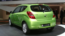 Hyundai i20 3dr World Debut in Geneva with Video