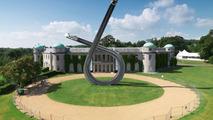 Audi Goodwood monument 2009
