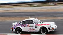 Walter Röhrl in his classic 911 back for the 2011 Targa Tasmania