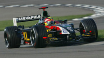 Alex Yoong (Minardi), 2002 SAP United States Grand Prix, 29.09.2002 Indianapolis, USA, F1 in Indianapolis, Warmup