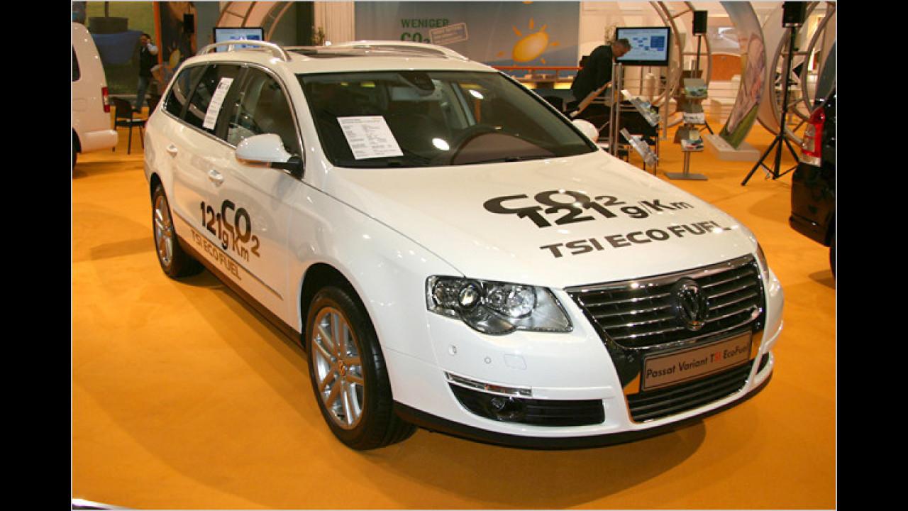 VW Passat Variant TSI EcoFuel