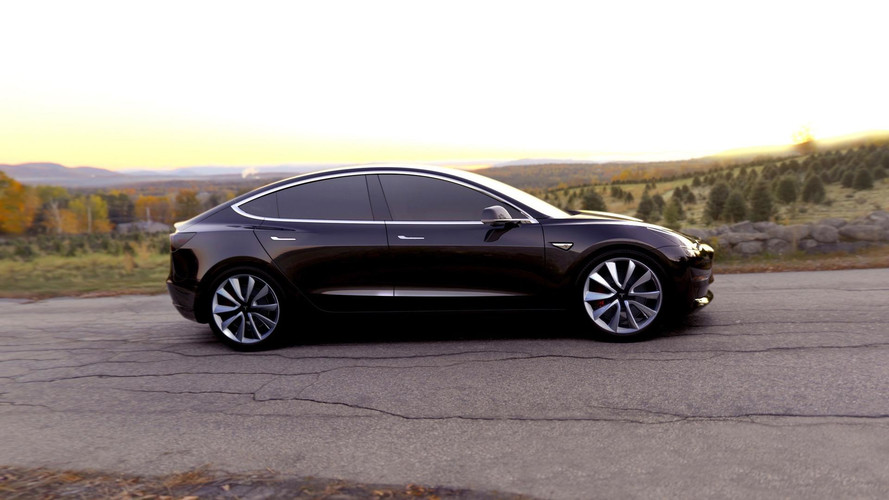 Tesla Model 3 Begins Production