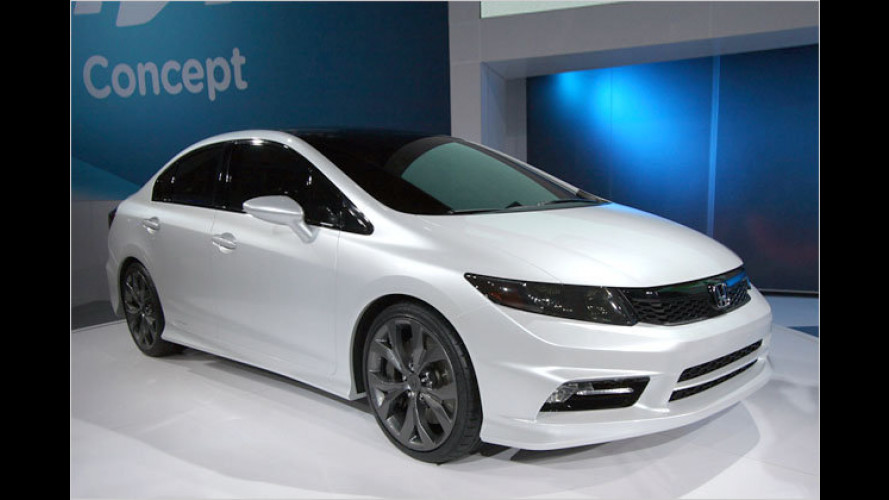 Honda Civic: Neunte Generation im Anmarsch